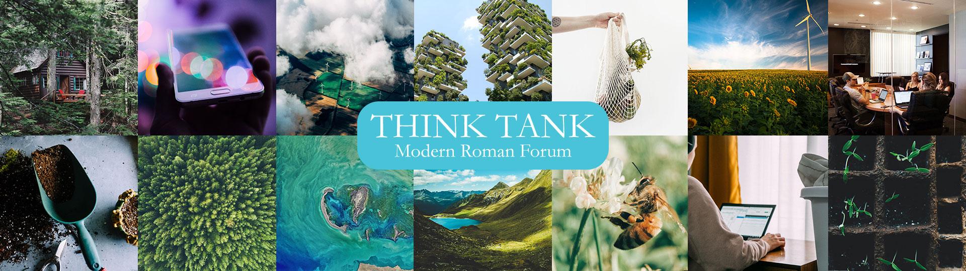 Transformation Lighthouse_tink tank_modern roman forum