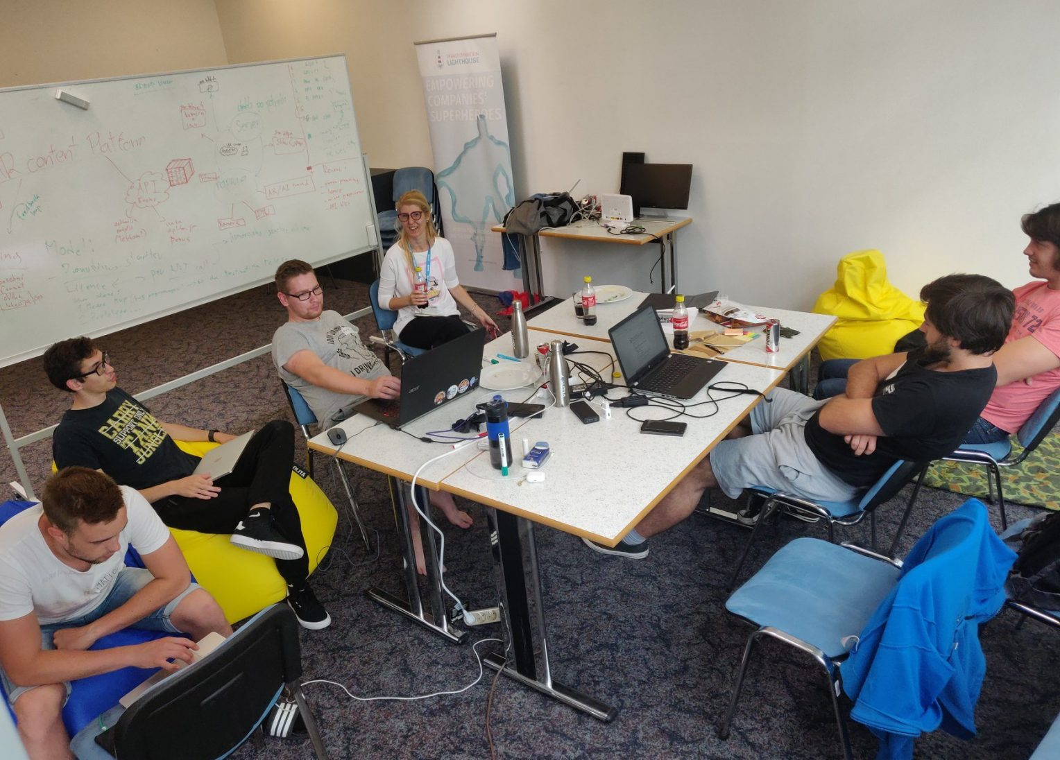 Iskratel hackathon5